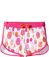 Hatley Kids - Tropical Pineapple Swim Shorts (Toddler/Little Kids/Big Kids)