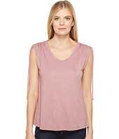 B Collection by Bobeau - Juliette Tie Shoulder T-Shirt
