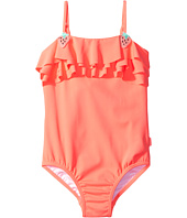 Seafolly Kids - Touci Frutti Ruffle Tank One-Piece (Toddler/Little Kids)