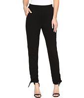 B Collection by Bobeau - Tie Ankle Pants