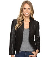 Lucky Brand - Leather Blazer