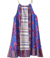 Roxy Kids - Printed Halter Dress (Big Kids)