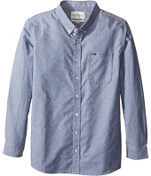 Rip Curl Kids - Ourtime Long Sleeve Shirt (Big Kids)