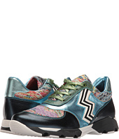 Missoni - Metallic Print Sneaker