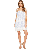 Brigitte Bailey - Hunter Spaghetti Strap Dress with Crochet Inset and Tassels