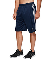 adidas - Big & Tall Designed-2-Move 3-Stripes Shorts