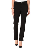 FDJ French Dressing Jeans - Petite PDR Wonderwaist Suzanne Straight Leg in Black