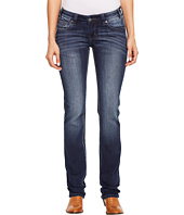 Rock and Roll Cowgirl - Rival Straight Leg in Dark Vintage W61381S
