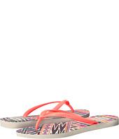 Havaianas - Slim Tribal Flip Flops