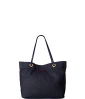 Tommy Hilfiger - TH Grommet II Large Tote Denim