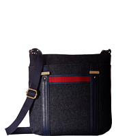Tommy Hilfiger - Olympia II North/South Crossbody Denim