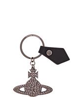 Vivienne Westwood - Hammered Orb Key Ring