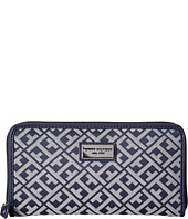 Tommy Hilfiger - Core Wallets Zip Around Signature