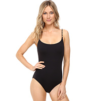 MICHAEL Michael Kors - Chain Solids Classic One-Piece