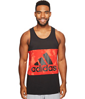 adidas - Three Block Tank Top