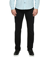 Mavi Jeans - Zach Regular Rise Straight Leg in Blue Black Williamsburg