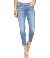 7 For All Mankind - Crop Skinny in Melbourne Sky