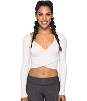 ALO - Amelia Long Sleeve Crop Top