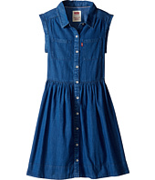 Levi's® Kids - Rolled Sleeve Short Sleeve Woven Dress (Big Kids)