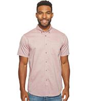 Billabong - All Day Oxford Short Sleeve Woven Top