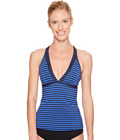 Nike - Laser V-Neck Tankini Top