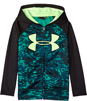 Under Armour Kids - Digiblur Big Logo Hoodie (Little Kids/Big Kids)