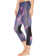 Nike - Power Racer Print Running Crop