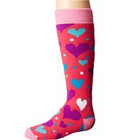 BULA - Kids Hearts Socks (Big Kid)