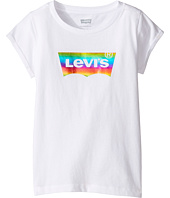 Levi's® Kids - Short Sleeve Rolled Tee (Little Kids)