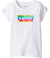 Levi's® Kids - Short Sleeve Rolled Tee (Little Kids)
