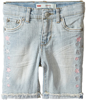 Levi's® Kids - Sideseam Bermuda Shorts (Toddler)