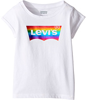 Levi's® Kids - Short Sleeve Rolled Tee (Toddler)