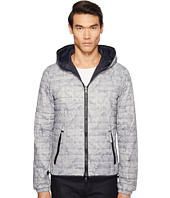 DUVETICA - Dragotre Hooded Reversible Light Down Jacket
