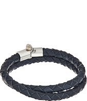 Miansai - Rovos Leather Double Wrap Bracelet