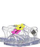 Baby Deer - T-Strap Jelly with Flowers (Infant/Toddler)