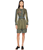 YIGAL AZROUËL - Tribal Embroidered Cotton Romper