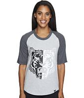 adidas - Tiger Mascot Baseball Tee