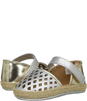 Baby Deer - Metallic Espadrille Sandal (Infant)