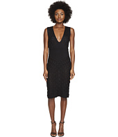 Zac Posen - Dandelion Lace Knit Sleeveless Dress