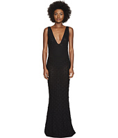 Zac Posen - Dandelion Lace Knit Sleeveless Maxi Dress