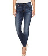 7 For All Mankind - High Waist Ankle Skinny in Iron Cove