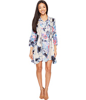 Tolani - Megan Embroidered Tunic Dress