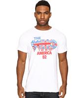 The Original Retro Brand - The Who Short Sleeve Slub Tee