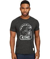The Original Retro Brand - Fantasy King Short Sleeve Tri-Blend Tee