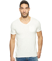 Buffalo David Bitton - Kasim Short Sleeve V-Neck Slub Jersey T-Shirt