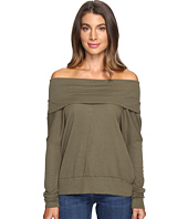 LAmade - Rembrandt Off the Shoulder Boxy Top