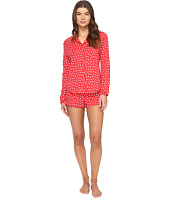 Only Hearts - Heritage Heart Supima Shorty PJ