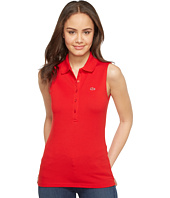 Lacoste - Sleeveless Stretch Mini Pique Polo