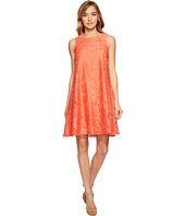 Donna Morgan - Sleeveless Tent Lace Dress