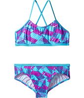 Nike Kids - Graphic Crossback Bikini (Big Kids)